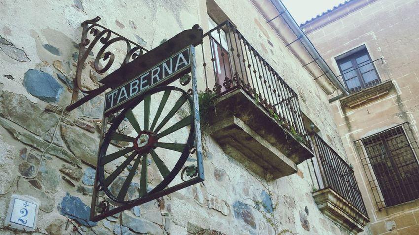 Streetphotography Spain♥ Cáceres Taberna Fotografia