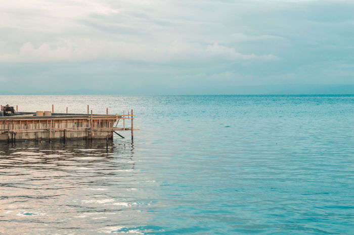 Freshness Ternate Island, Molucca The Week On EyeEm Beauty In Nature Cloud - Sky Day Horizon Over Water Nature No People Outdoors Scenics Sea Sky Tranquil Scene Tranquility Water