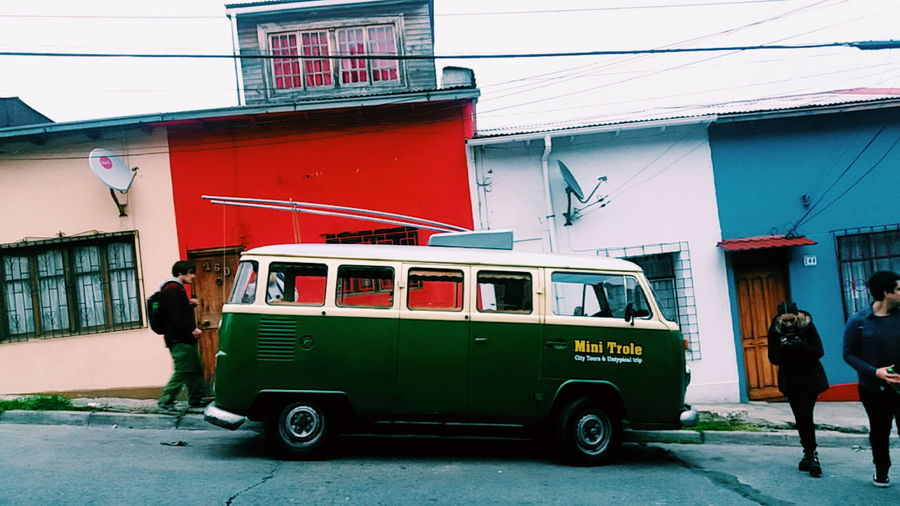 Mini Trole Minitrole Trolly Trolly Bus Valparaíso Valparaiso, Chile Automobile Vintage Buses Vintage Bus 60s 60s Vibes Vscocam VSCO Home Is Where The Art Is Colour Of Life