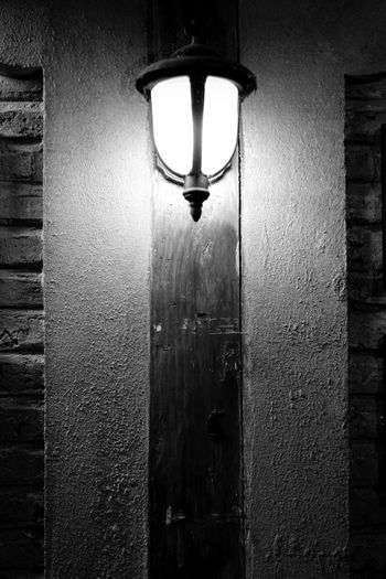 Classic Vintage Indoors  Lighting Equipment No People Wall - Building Feature Illuminated Light Door Low Angle View Architecture Entrance Wall