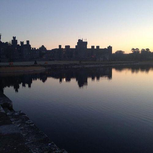 замок Castle где снимался сериал царство Reign @ashfordcastle