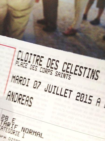 Holiday POV Festival d'Avignon 2015 - Theatre Holiday