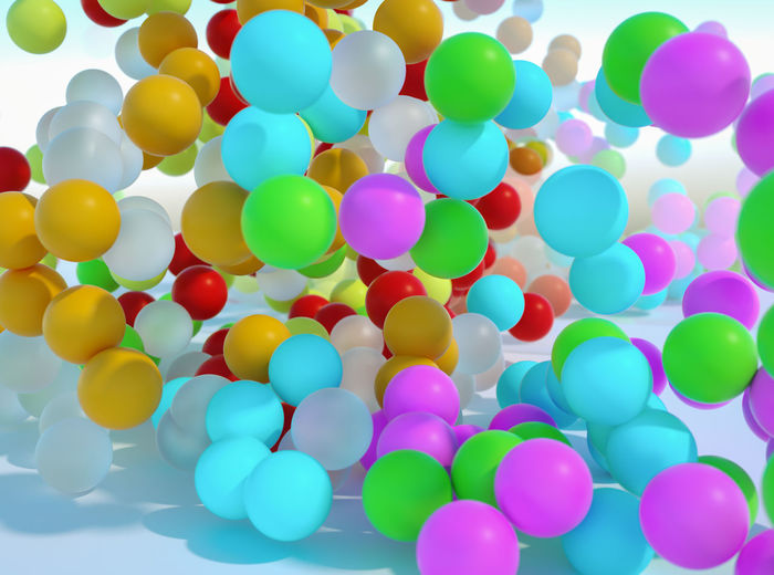 colorful bouncing balls outdoors against blue sunny sky SuperBall  Bouncy Ball Rubber Balloons Lens Flare Falling Balls Colorful Color Ball Background Abstract Explosion Party Event White Plastic Many Blue Green Red Pattern Colored Yellow Fun Ballpit Pink Texture Playground Decoration Small Toy Design Art Orange Object Bright Wallpaper Outdoors Sky Sunny Bouncing 3d Rendering Bouncing Balls Colors Element Backgrounds
