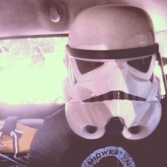 Sexiest Stormtrooper ever! Starwars Husband Ilovemyhusband