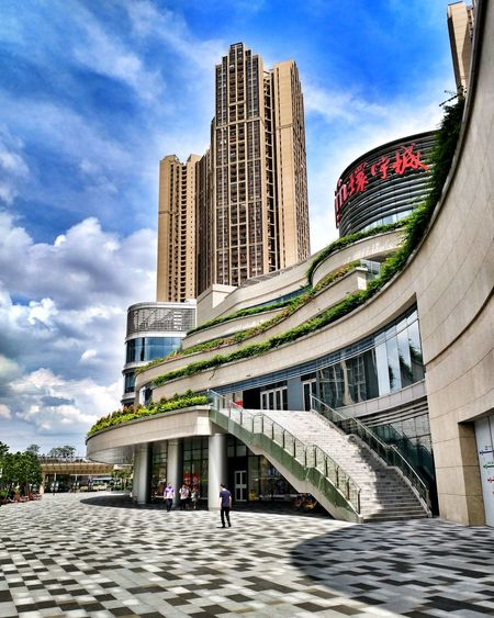 China China Photos Foshan Foshan,China 佛山 Guangdong 广东 Architecture Building Built Structure Sky No People Architecture Tourism Travel Destinations City Building Exterior Travel Modern Outdoors Day