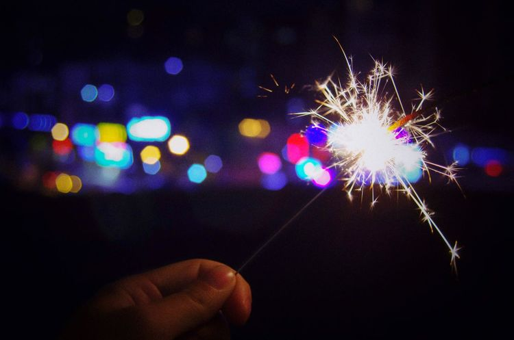 Lifestyles Night Sparkler Leisure Activity Firework Display Illuminated Outdoors EyeEm Gallery EyeEm Best Shots