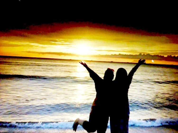 Beautiful Sunset .. happy holiday!! Showcase: January