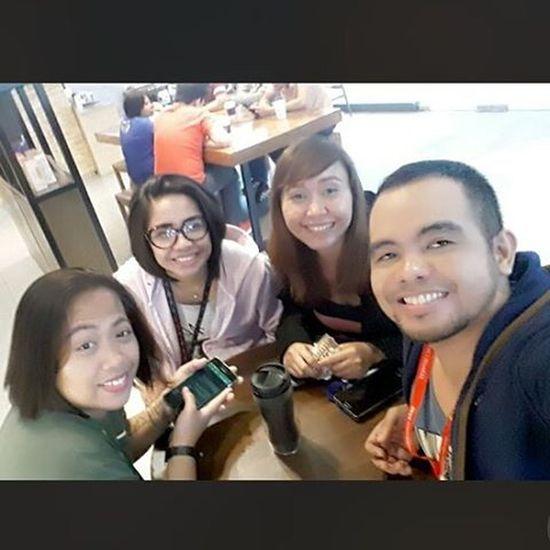 Coffee break on a rainy Wednesday morning... TeamBryan Tcs 😊❤