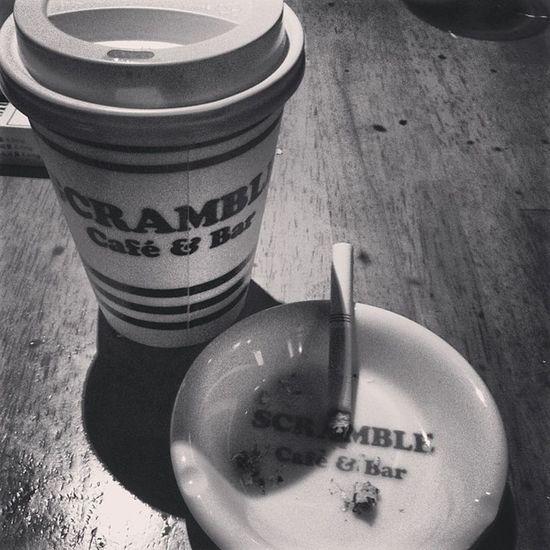 4am Cafe Coffe And cigrattenightlifesucksbigtimenocturalcreeplurkinghereinshubuya