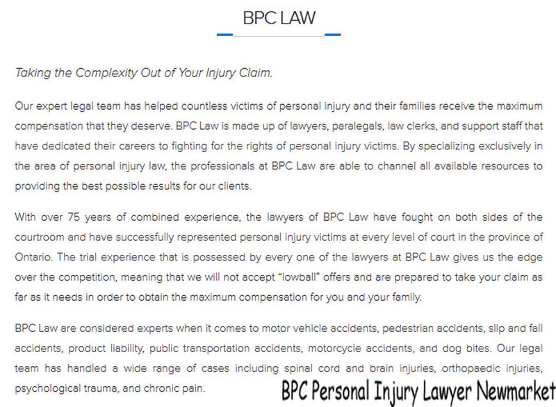 BPC Personal Injury Lawyer 7A-1065 Davis Dr Newmarket, ON L3Y 2R9 Canada (800) 753-2769 https://bpclaw.ca/Newmarket.html Injury Attorney Newmarket Injury Lawyer Newmarket Personal Injury Attorney Newmarket Personal Injury Lawyer Newmarket Personal Injury Lawyer Newmarket ON First Eyeem Photo
