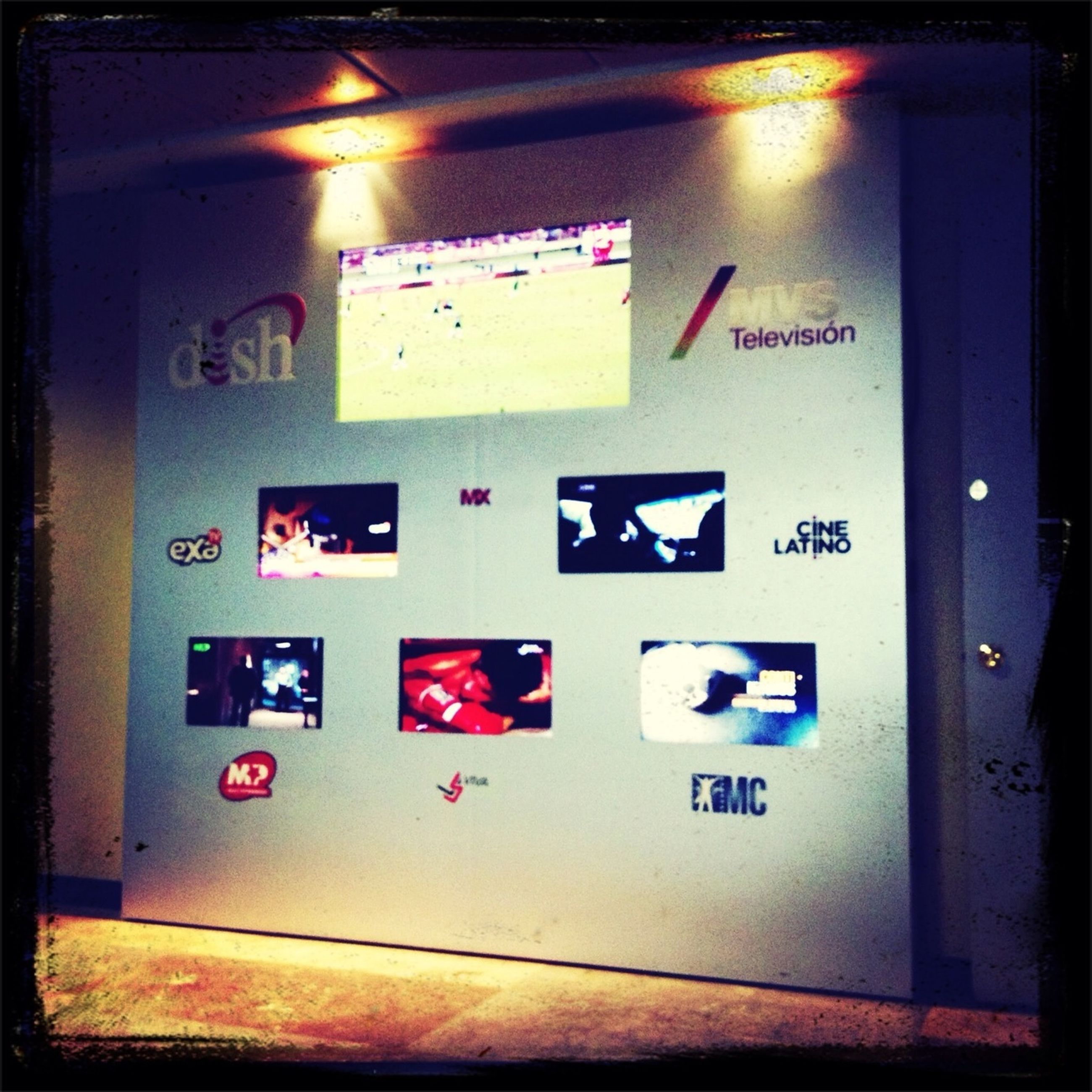indoors, communication, text, western script, illuminated, transfer print, number, auto post production filter, capital letter, no people, red, technology, wall - building feature, door, close-up, information sign, information, wall, connection, guidance