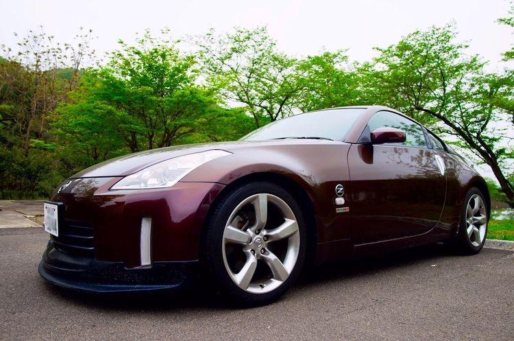 Nissan FairladyZ Z33 Premium Mystic Maroon