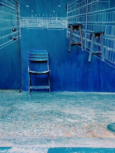 台東,也有藍曬圖。 Blueprint 藍曬圖 Blue