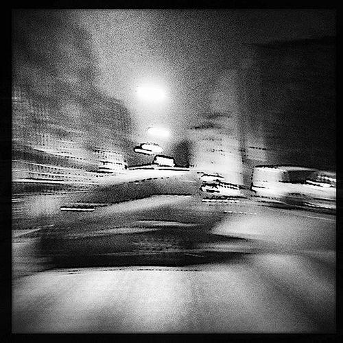Cinetic Streetphotography Nightcall Blackandwhite