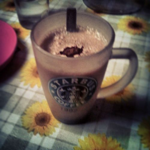 Morning coffee Starbus Coffeetime Instashit Instapic