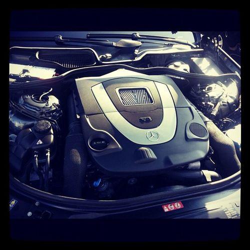 V8 Mercedes Tunisia W221 s500