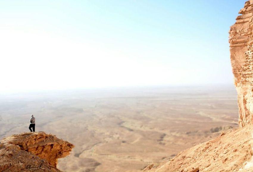 At The Edge Of The World Saudi Arabia Riyadh