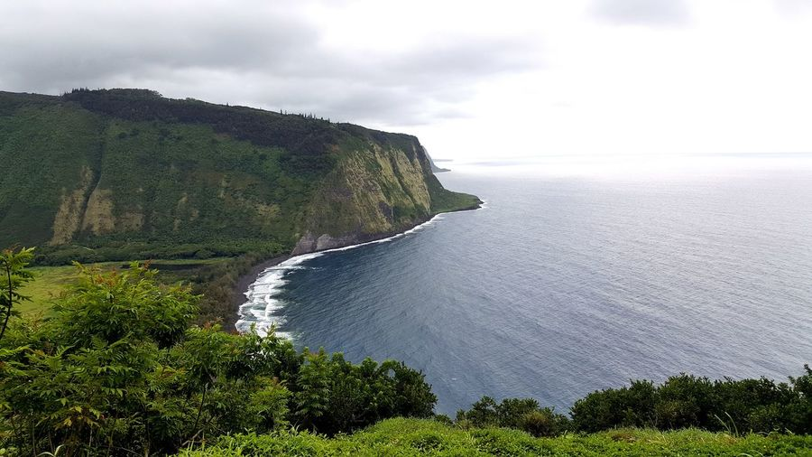 Waipio Valley lookout. Absolutely stunning!