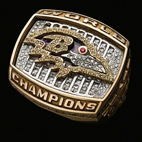 Going for another ring ! #BaltimoreRavens Super Bowl XLVII