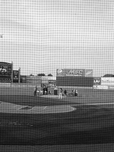 B&w Street Photography Thelongislandducks LongIslandNY Longisland Baseball Game Baseball Relaxing Taking Photos Hanging Out Enjoying Life Check This Out When Boredom Strikes. Black & White