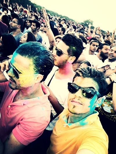 Colours Good Times Holi Festival Of Colors