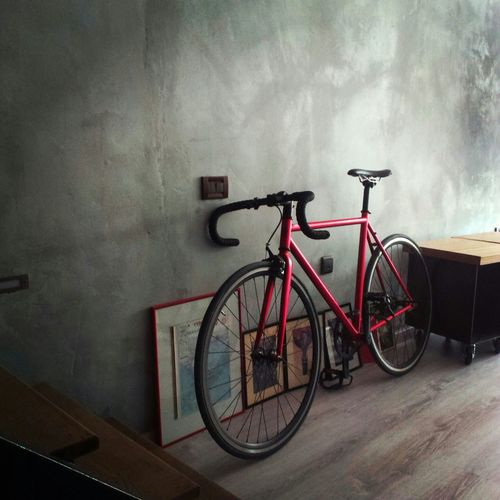 Cast Expression Photography Tailor Made Fixgear Statebicycle Red Cycling Enjoying Life