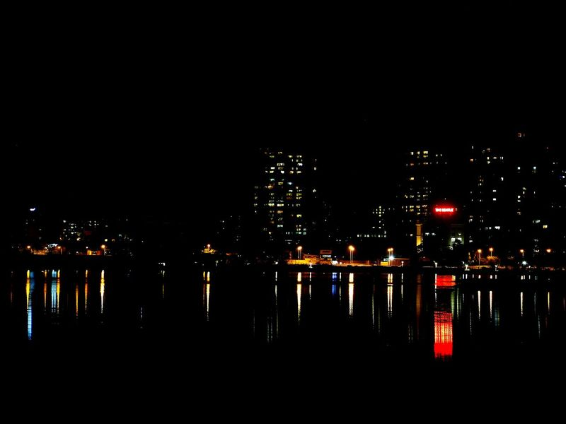 Skyline Mumbaimerijaan Nightphotography Powai Hope U Like It  Lovethiscity