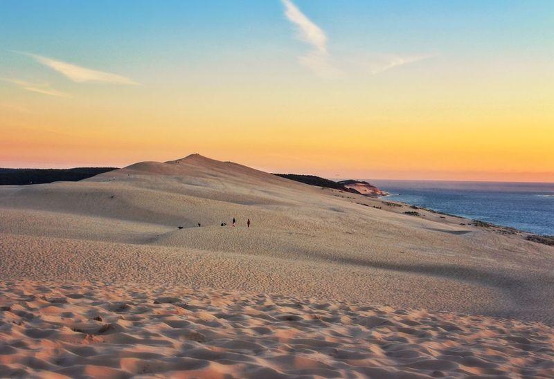 EyeEm Nature Lover Sunset Life Is A Beach Holiday Dune Du Pyla