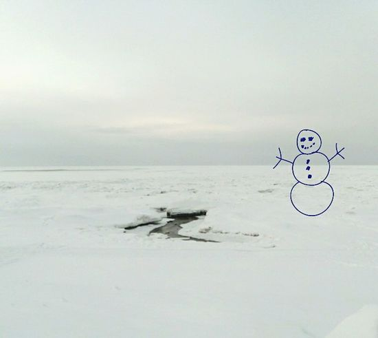 зима❄️ Россия! Северодвинск Cold Days Beautiful Nature Winter белоеморе Whitesea Russia Traveling