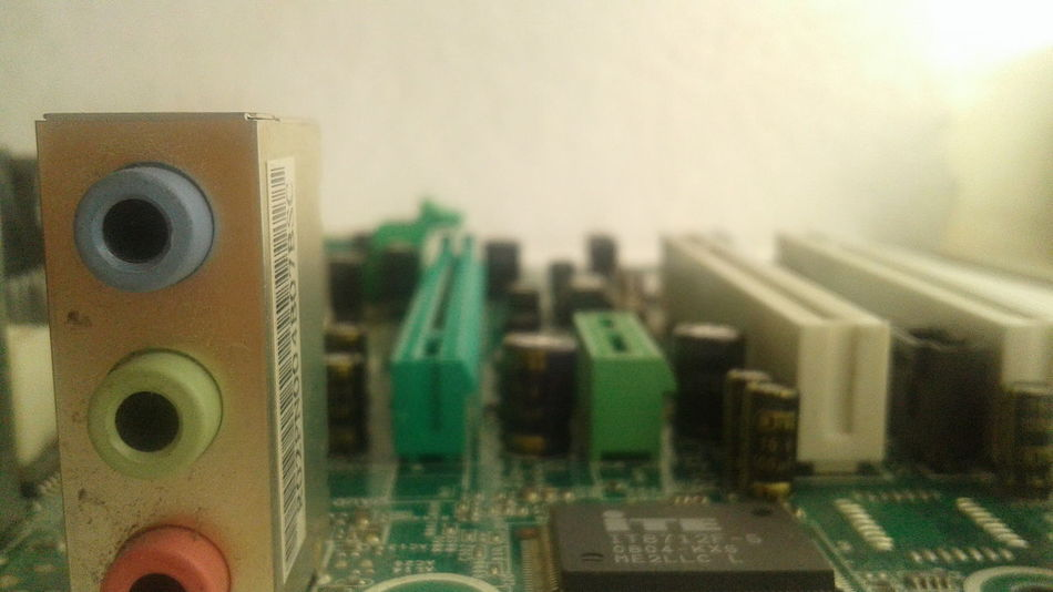 Indoors  Close-up Technology Computer Chip No People Day Mother Board Green Color EyeEmNewHere L Indoors  Circuit Board Computer Computer Part