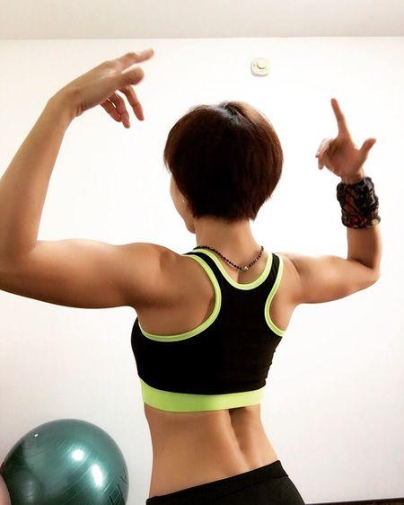 背面ムッチリ Self Portrait Enjoying Life Hello World Fitness Body & Fitness My Body. ボディメイク Backstyle OpenEdit Treaning