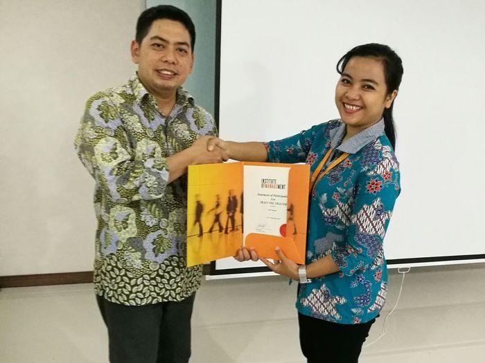 Sertifikat Trainthetrainers HuaweiIndonesia AllAboutMe