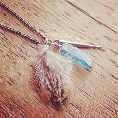 New charm necklaces are up in the shop! Link in bio :) Bohojewelry Backwoods Boho BangBang countrychic countrystyle cowgirl countrygirl countryjewelry etsy feathernecklace feathers featherjewelry jewelryaddict huntress hunterswife huntingjewelry
