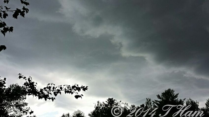 Stormysky Nature_collection Maine Thunderstorm