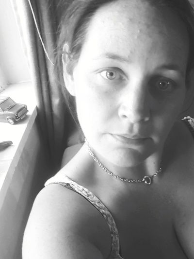 frazzled after a 500 mile drive...phew! Eyes Are The Windows To The Soul Today's Not So Hot Look Tired Adults Only Female Eyes Blackandwhite Black And White Black & White Just Me Portrait Young Women Beautiful Woman Looking At Camera Headshot Close-up Locket Necklace Pretty Attractive