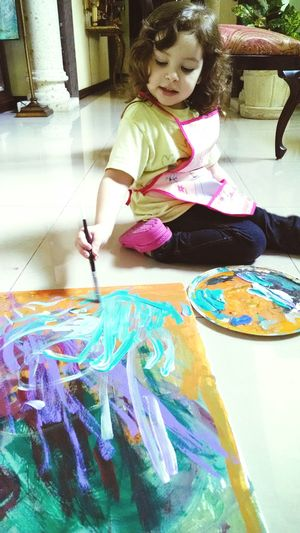 Cami painting