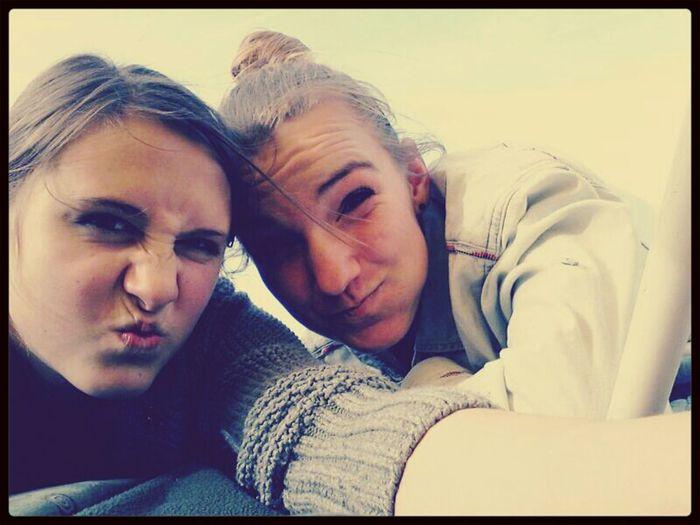 Best friends are always there ❤ Beste Freundin GuteZeiten Schlechtes Wetter Love