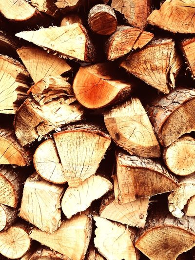 Firewood Timber Log Woodpile Stack Forestry Industry Backgrounds