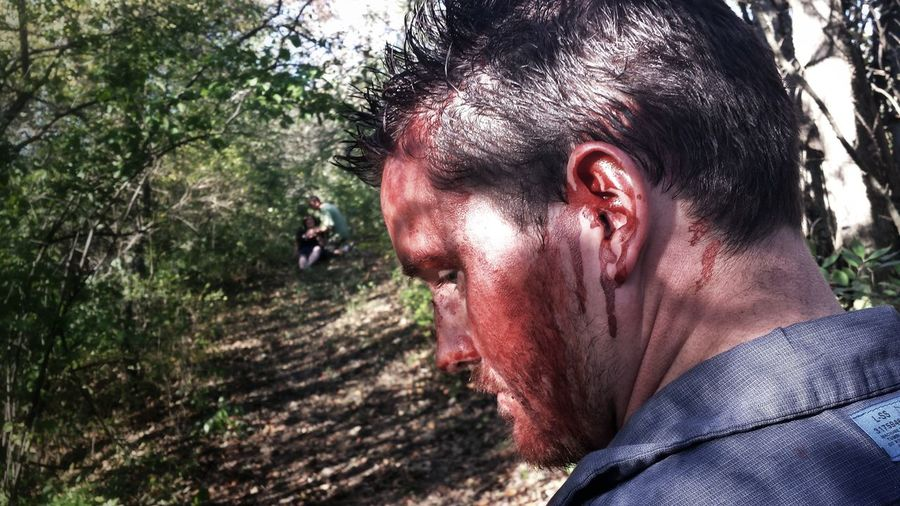 Shot from 'Psycho Hiker Part VI' Check This Out Streamzoofamily Filmmaking Scary