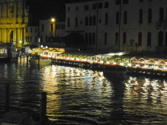 Night Venise Venezia Venice
