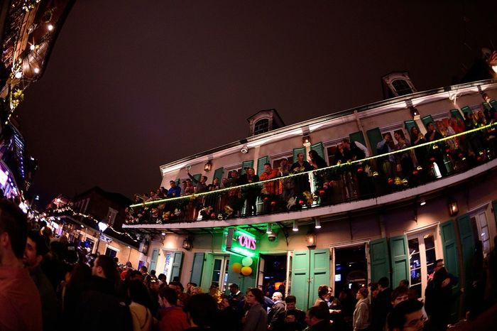 New Orleans Burbon Street