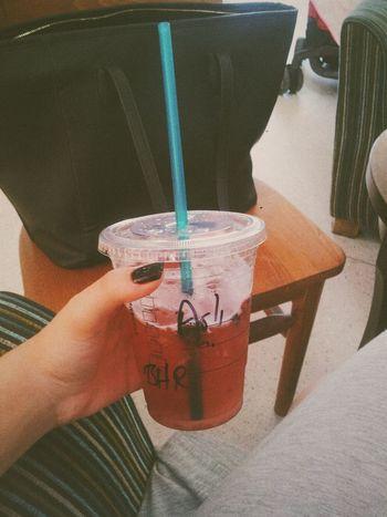 Summer ☀ Fresh Starbucs Vscocam