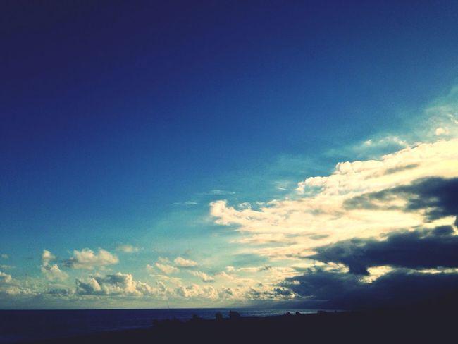 太平洋總是那麼美。 Enjoying Life Relaxing Love ♥ Lovepeople