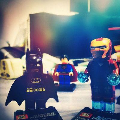 Created with @instantbotapp Instantbotapp Batman Superman Ironman