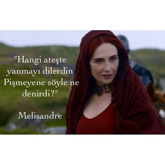 asdasff Melisandre Gameofthrones Got