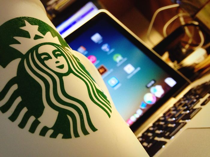 🙄 Starbucks 杯子