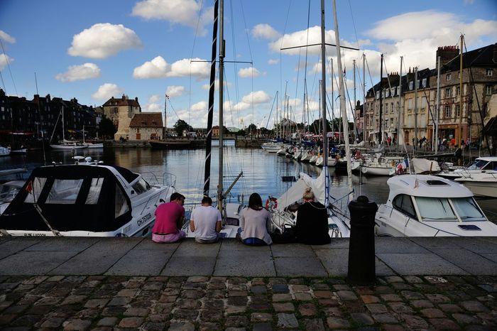 Friends not pair of lovers Paris Honfleur Normandie France My Favorite Photo