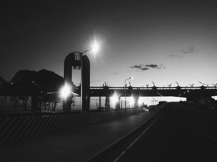 Night Illuminated Outdoors Sky No People Water Light Built Structure City Life City Architecture Urban Skyline Landscape_Collection Cloud - Sky B/w /color Collection B/W Photography B/w B/w Collection B/w Series B/w Edit Blackandwhite Black And White Photography Black And White Landscapes No Pepole