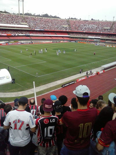 Sport Competitive Sport Match - Sport Event SPFC Tricolor Relaxing Love