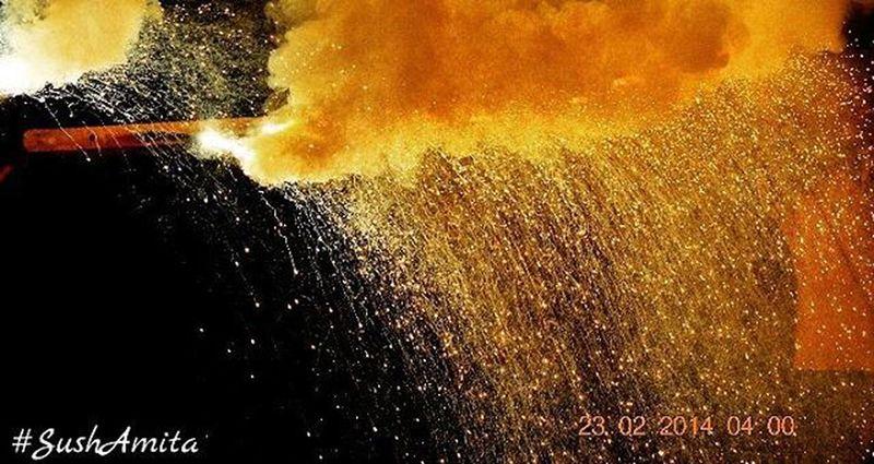 Am NO supporter for crackers/fireworks. Found this lightened up thing spectacular, so captured it..:) Sushamita Sushamita Ig_karnataka Natgeoindia Natgeo Natgeotravel Natgeotravelpic Tulunadu Travelsmind Perfocal Art Culture Tradition India Nikonindia Nikon Nikonphotography _soi NikonD5000 Dslrphotography ColourPhotography India Ig_india Fireworks Firephotography fireworks2014indianphotographersclub indianphotographers